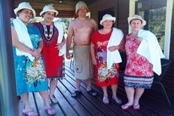 Foto: kaimo turizmo sodybos Dzūkijoje - pirtis - Dzūkijos uoga