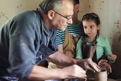 Foto: kaimo turizmo sodybos Dzūkijoje keramikos užsiėmimai vaikams - Dzūkijos uoga