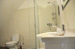 Foto: Sodybos nuoma - vonios kambarys - Dzūkijos uoga
