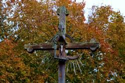 Dzūkijos sodybos kryžius - Dzūkijos uoga