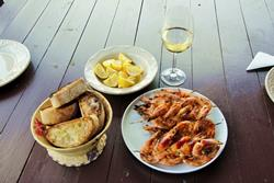 Sodyba su maitinimu Dzūkijoje - krevetės - Dzūkijos uoga