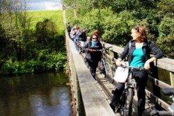 Aktyvus poilsis gamtoje-pramogos sodyboje ir Druskininkuose -dviračiai