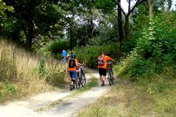 Photo: What to do in Lithuania- bike tours- Dzukijos uoga