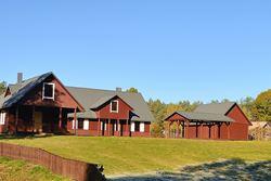 Photo: Druskininkai accommodation - backyard - Dzukijos uoga