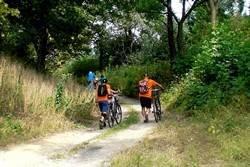 Экотуризм в Литве - велосипеды -Dzūkijos uoga