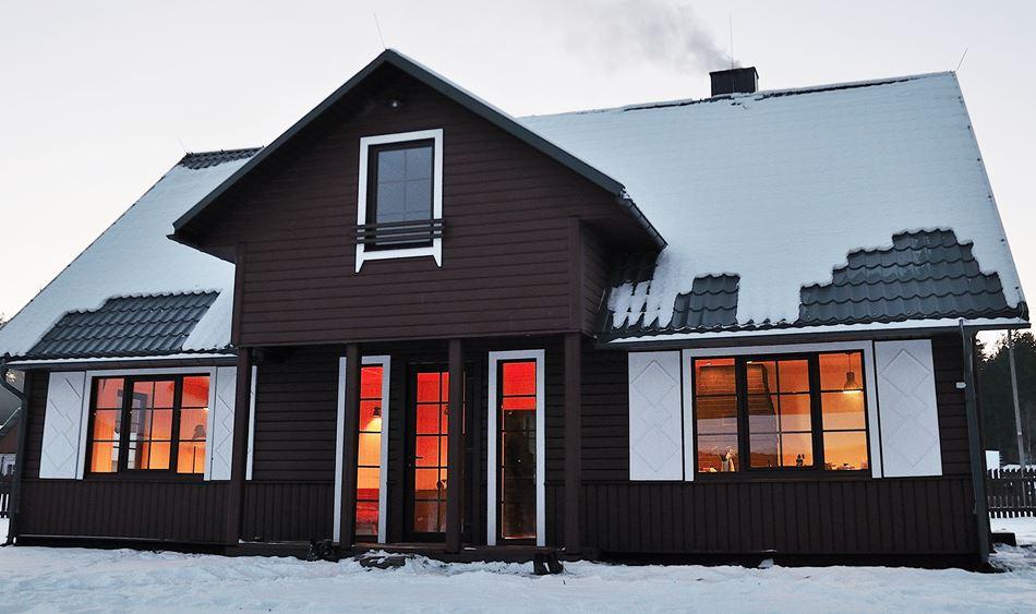 Фото : Снять дом в Друскининкай - Dzukijos uoga