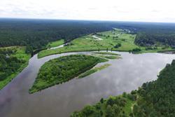 Сельский туризм в Литве -национальный парк - Dzūkijos uoga