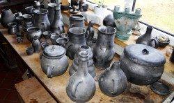 Juodoji keramika-edukacinė programa vaikams