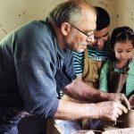 Национальные парки литвы - занятия по черной керамике