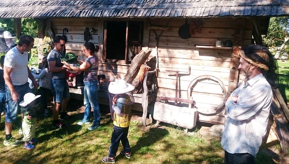 Национальные парки литвы - музей пчеловодства