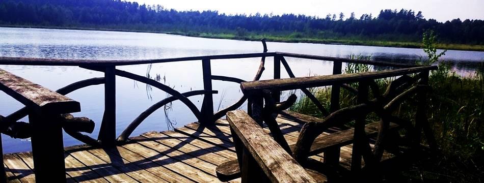 Национальные парки литвы - лесные озера