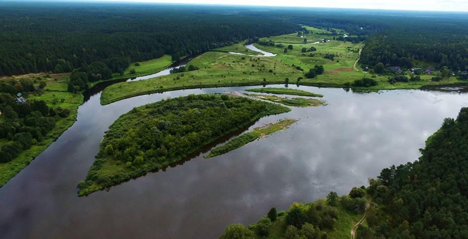 Где отдохнуть в Литве - отдых Друскининкай-национальные парки Литвы