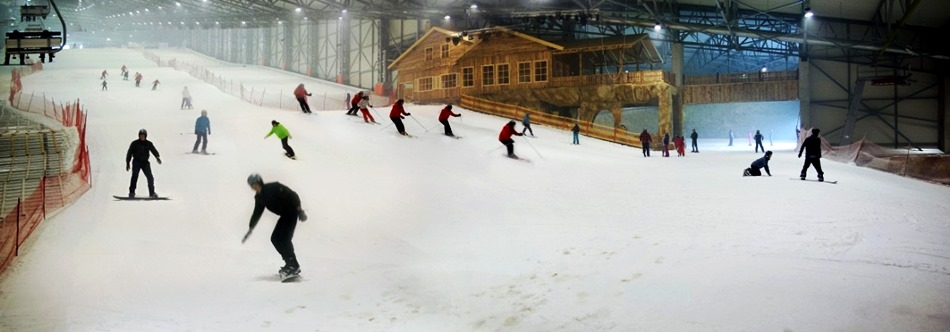 Что делать в Друскининкае- отдых Друскининкай-снежная арена