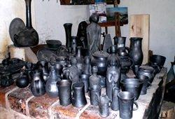 Juodosios keramikos užsiėmimai