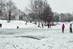 Foto: kaimo turizmas žiemą ir pramogos Druskininkuose - Dzūkijos uoga