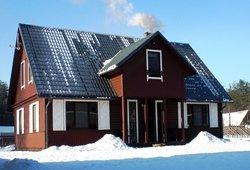 Žiemos pramogos sodyboje prie Druskininkų