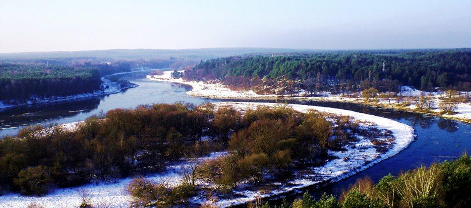 Фото : Друскининкай достопримечательности зимой - Дзукийский национальный парк - Dzūkijos uoga