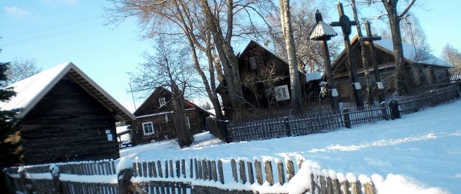 Фото : Чем заняться в Друскининкай зимой с детьми - красивые места вокруг курорта - Dzūkijos uoga