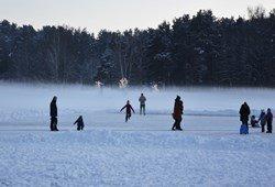 """Kaimo turizmas žiemą - ką veikti sodyboje """"Dzūkijos uoga"""""""