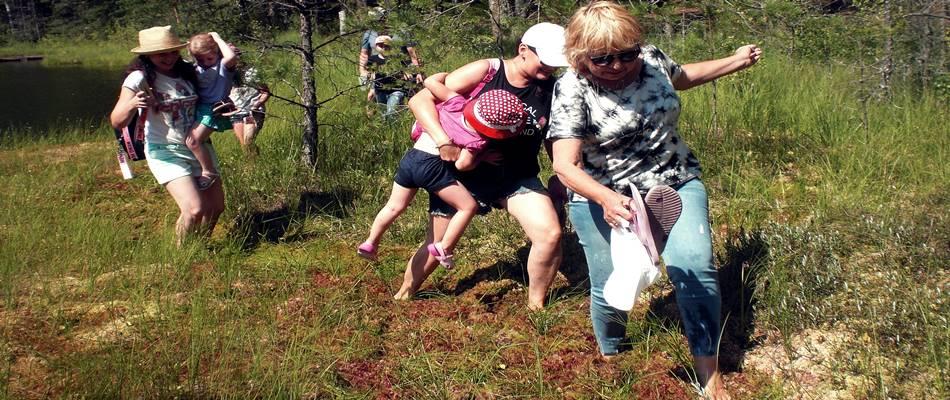 """Aktyvus poilsis su vaikais ir atostogos Lietuvoje šeimai - """"Dzūkijos uoga"""""""