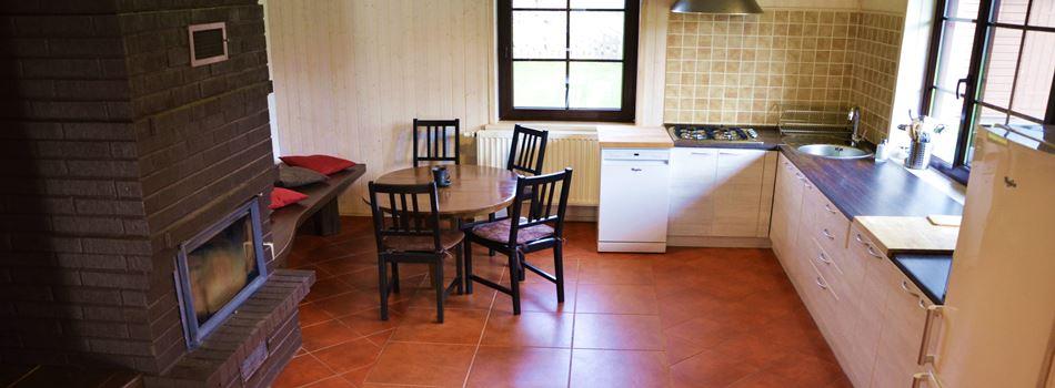 "Holiday house rentals in Lithuania Druskininkai - ""Dzukijos uoga"""