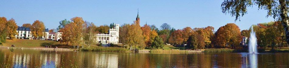 """Druskininkai Lithuania - attractions by villa """"Dzukijos uoga"""""""