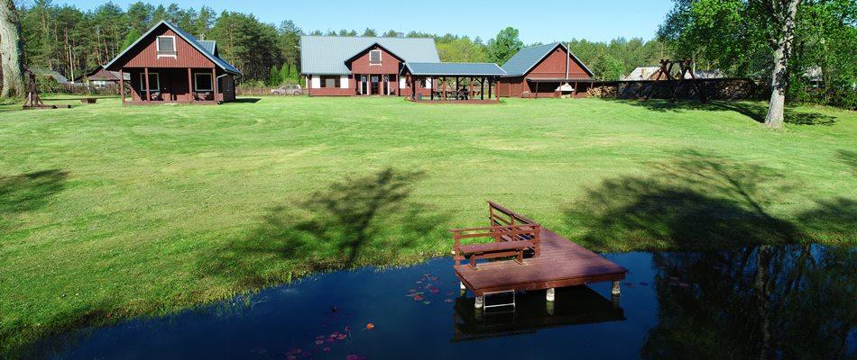 Geriausios kaimo turizmo sodybos Lietuvoje - Dzūkijos uoga