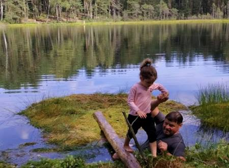 """Чем заняться с детьми вокруг Друскининкай - усадьба """"Dzūkijos uoga"""""""
